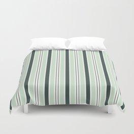 Generic Wallpaper (green) Duvet Cover