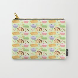 Cute Cake Pattern Carry-All Pouch