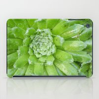 succulent iPad Cases featuring Succulent by constarlation