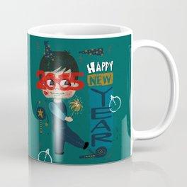 NYE 2015 Coffee Mug