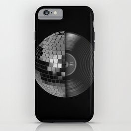 Disco Mix iPhone Case