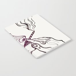 Death Becomes Me Notebook