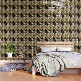 Lady Oak Wallpaper