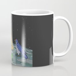 El Zorro de Estrella Coffee Mug