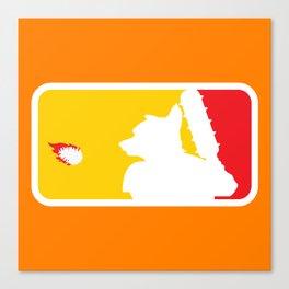 Major League Whack-Bat Canvas Print