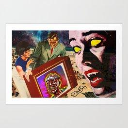 Zoinks Art Print