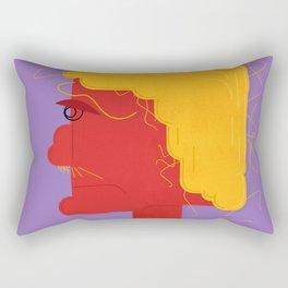 Unsatisfied Customer Six Rectangular Pillow