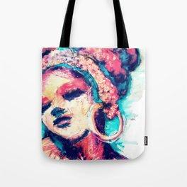 Portrait 151 Tote Bag