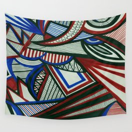 3D Wall Tapestry