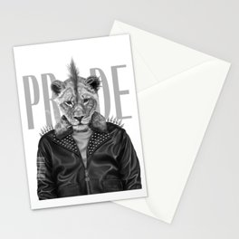 Punk'd the Pride Stationery Cards