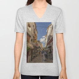 Trogir Backstreet Unisex V-Neck
