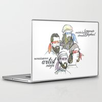 renaissance Laptop & iPad Skins featuring Renaissance;) by dareba