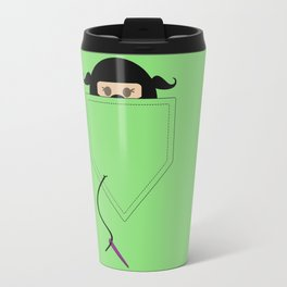 Sew Crafty Pocket Ninja Travel Mug