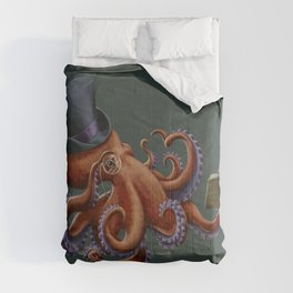 Tentacled Monocled Sir Comforters