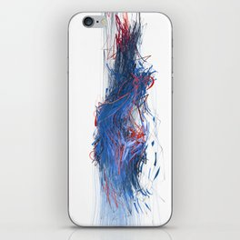 Unwelcome Gaze – Facebook 3 iPhone Skin