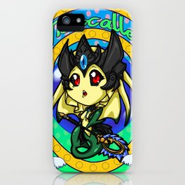 Chibi Waves iPhone Case