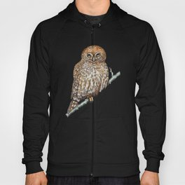 PEARL-SPOTTED OWL Hoody