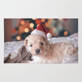 Santa Paws Rug