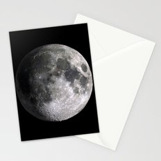 The Full Moon Super Detailed Print Stationery Cards