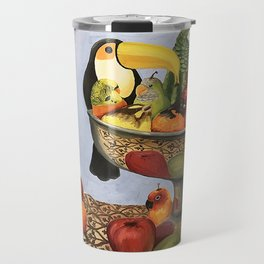 Bird Still Life Travel Mug