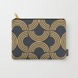 Deco Geometric 01 Carry-All Pouch