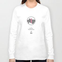 The Audio Technician Long Sleeve T-shirt