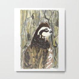 Longleaf Chicken Metal Print
