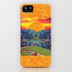 Parque del Sol  iPhone (5, 5s) Slim Case