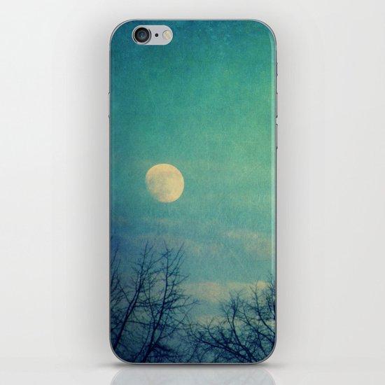 Ice Moon iPhone & iPod Skin
