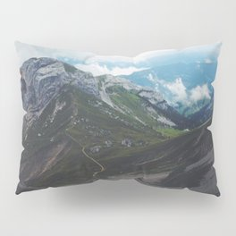 Mt Pilatus, Switzerland Pillow Sham
