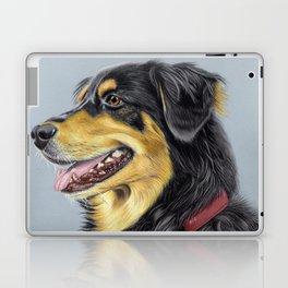 Dog Portrait 01 Laptop & iPad Skin
