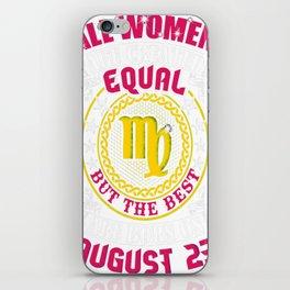 Best-Women-Born-On-August-23-Virgo---Sao-chép iPhone Skin