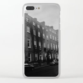 Dirty Old Town Clear iPhone Case