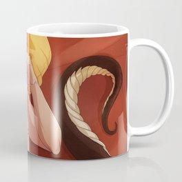 Care to Join Me? Naga Coffee Mug
