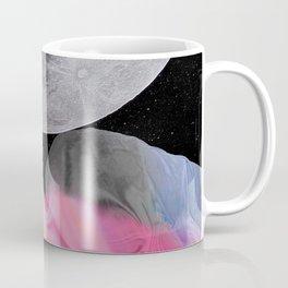 I melted under the sky Coffee Mug