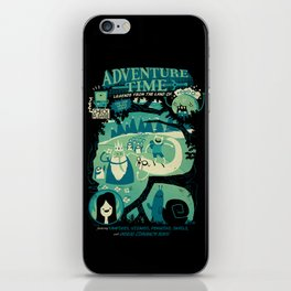 Legends from the Land of Ooo iPhone Skin
