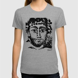 Pablo Picasso Le Faune (The Faun), 1958 Artwork T-shirt
