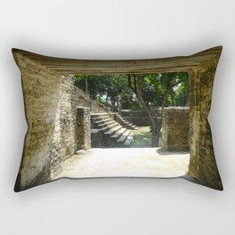 The Next Step Rectangular Pillow