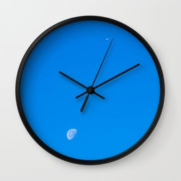 Fly beyond the dreams Wall Clock