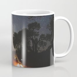 Camping at Deer Creek - Escalante, Utah Coffee Mug