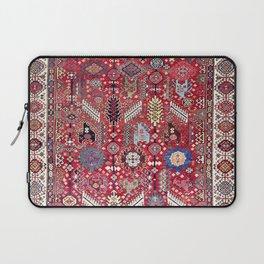 Shekarlu Qashqa'i Fars Southwest Persian Carpet Print Laptop Sleeve