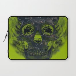 Skull Explotion Laptop Sleeve