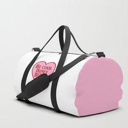 Be Cool Honey Bunny  Duffle Bag