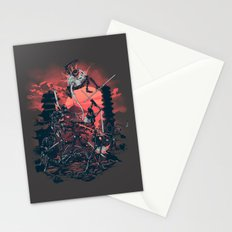 The Showdown Stationery Cards