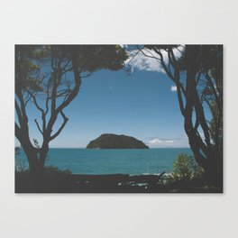 Tonga Quarry Canvas Print