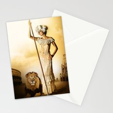 King & Queen Stationery Cards