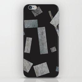 béton brut iPhone Skin