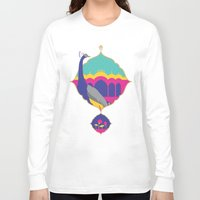 india Long Sleeve T-shirts featuring India by Kapil Bhagat