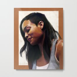 Claire Temple - Daredevil Metal Print