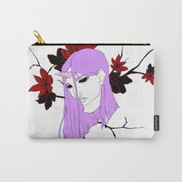 Unicorn, my life for your wish Carry-All Pouch